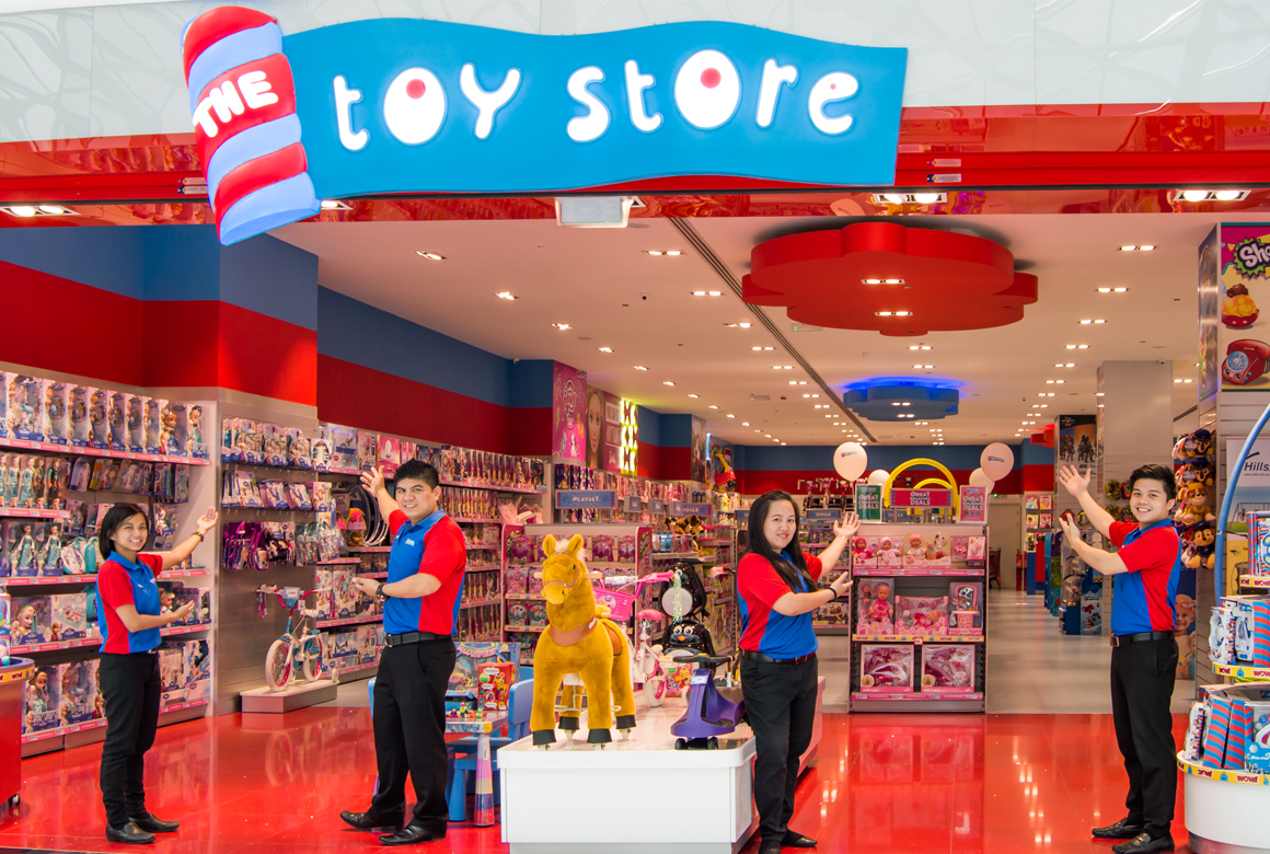The Toy Store in Fujairah Mall